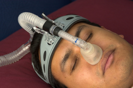 cpap machine for truck drivers